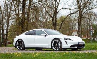 VIDEO | Proovisõit: Porsche Taycan Turbo – kas Porsche suudab olla täiselektriline?