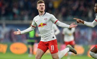 Leipzigi peatreener kardab Werneri lahkumist: ta on meile sama oluline kui Lewandowski Bayernile
