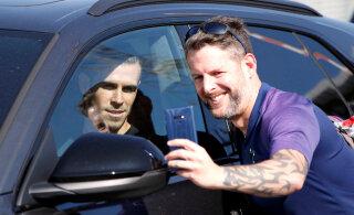 Inglismaale naasnud Gareth Bale: olen väga näljane ja motiveeritud