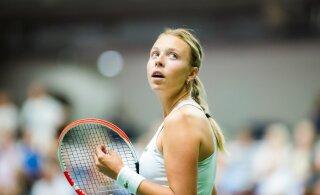 TIPPHETKED | Anett Kontaveit kaotas Ostrava turniiri kaheksandikfinaalis maailma 73. reketile