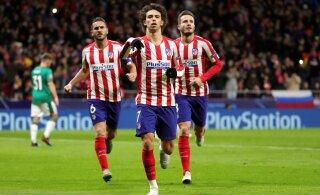 BLOGI | Meistrite liigas pääsesid viimastena edasi Madridi Atletico ja enneolematult raskest seisust välja tulnud Atalanta