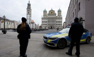 В шести городах Германии эвакуировали ратуши