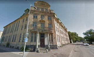 Aastaid Tallinnas tühjana seisnud legendaarsesse hoonesse tuleb hotell