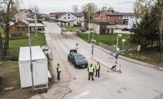 Uuendatud piirangud: vaata, millistest riikidest Eestisse saabudes peab kaheks nädalaks karantiini jääma