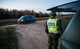 Расформирование PPA может облегчить жизнь нарвским пограничникам. А что будет, например, с Васк-Нарвой, где пограничники — единственные охранники правопорядка?