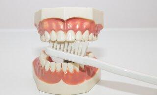 Hambaarst selgitab: miks on suuvee kasutamine ilma arsti ettekirjutuseta ohtlik ja mida me hambaid pestes valesti teeme?