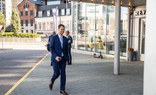 FOTOD | Advokatuuri aukohus arutab Robert Sarve kohta esitatud kaebusi