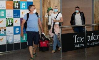 Внимание, путешественники: с сегодняшнего дня требование самоизоляция требуется приехавшим в Эстонию из 15 стран Европы