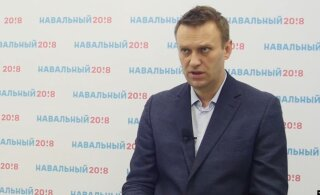 В Москве задержан лидер российской оппозиции Алексей Навальный