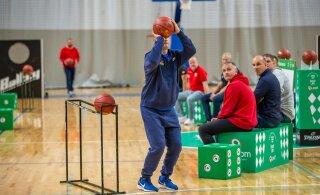 Uus korvpallihooaeg toob Delfi TV-sse kolm mängudeõhtut nädalas