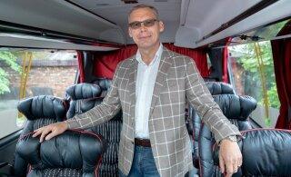 Riiki kirunud bussikuningas Hugo Osula kahekordistas kasumi