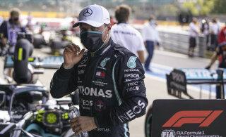 Mercedes sai esimese pusletüki uueks hooajaks paika