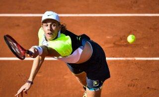 Konkurentsist langenud maailma 11. reket kurjustas French Openi korraldajatega: mängugraafik oli kohutav!