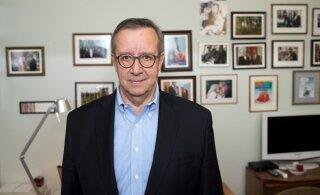 """""""Я уехал из США наводить порядок в Эстонии"""". Ильвес заочно ответил Трампу"""