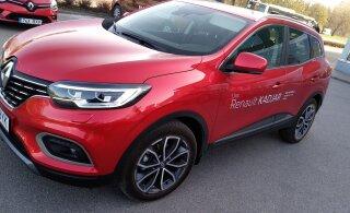 PROOVISÕIT | Haihambaga Renault Kadjar