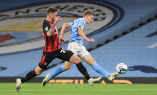 Manchester City on tõsises ründajate kriisis
