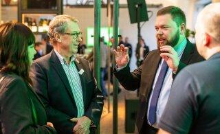 FOTOD | IT-minister avas Eestisse kerkiva Baltikumi suurima andmekeskuse ehituse, mida toetab hulk mainekaid investoreid