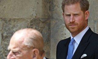 PALJASTUS | Prints Philip soovitas Harryl Meghan maha jätta: näitlejatega käiakse väljas, mitte ei abielluta!