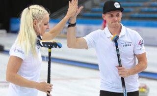 Eesti võitis kurlingu MM-il üliolulises kohtumises Šotimaad