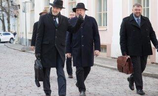 Март и Мартин Хельме: если EKRE не войдет в правительство, то массовых беспорядков не избежать