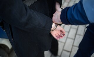 Предполагаемый убийца из Вырумаа взят под стражу. Он был ранее судим — за насилие и поджог