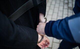 Немецкая полиция задержала двоих воров из Эстонии. У них нашли краденую одежду и ноутбук