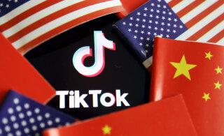 """Hiina süüdistas USA-d TikToki asjus """"otseses kiusamises"""""""