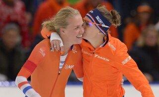 Пятикратная чемпионка Олимпиады выходит замуж за подругу по команде