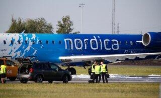 Что случилось? Вылетевший в Вену самолет Nordica вернулся в Таллинн