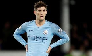 Kõva löök Manchester Cityle: veel üks keskkaitsja sai vigastada