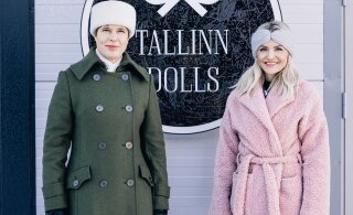 FOTOD | President Kaljulaid külastas moebrändi Tallinn Dolls uut Eestisse rajatud tootmishoonet