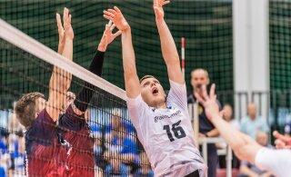 Uue koosseisuga Eesti koondis sai ka teises mängus Lätist kindlalt jagu
