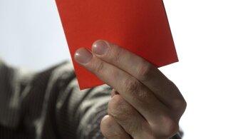 VARIVALITSUS | Ja punase kaardi pälvis...