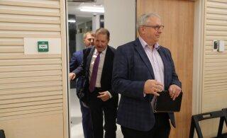Бизнесмен Тедер признался в суде в даче взятки Центристской партии. Ему назначен крупный штраф