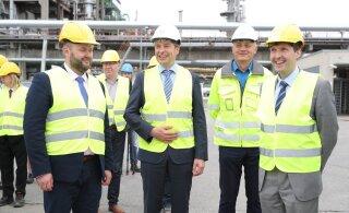 Ettevõtja Eesti Energia õlitehase rahastusest: kõike küll ei räägita, aga võib olla on tegu ettevõtte varjatud päästmisega?