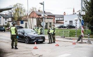 Латвия не будет специально контролировать въезжающих из Литвы и Эстонии на личном транспорте