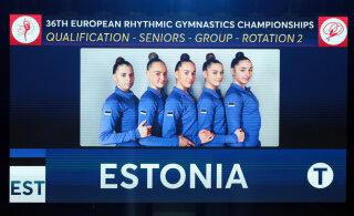 СЕГОДНЯ: Сумеют ли эстонские гимнастки подняться на пьедестал почета?
