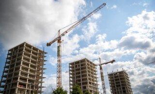 Müüjad küsivad korterite eest krõbedat hinda, kuid ostjatel suurt kauplemisruumi ei ole