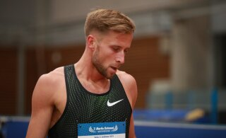 VIDEO | Rasmus Mägi ühines Tartu Ülikooli korvpalliklubi treeninguga: tõime kiirust juurde