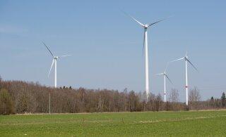 Концерн Eesti Energia утроил выработку возобновляемой энергии