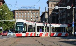 Таллинн приобретет восемь новых трамваев