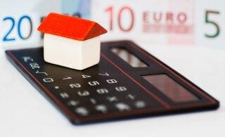 ТАБЛИЦА | Что произойдет, если вырастут проценты по жилищным кредитам
