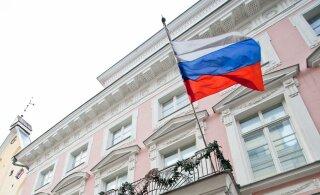 """Посольство РФ заявило о запугивании населения Эстонии """"российской угрозой"""""""