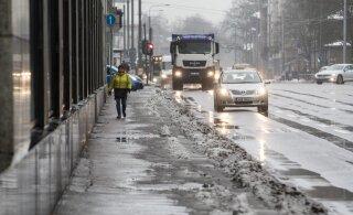 Прощай, зима! В ближайшие дни в Эстонии будет тепло и дождливо