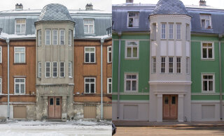 ДО и ПОСЛЕ | В этом году Таллинн предлагает пособия на реставрацию в большем объеме