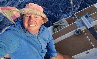 FOTOD | Nagu filmis: eestlasest kapten Tenerifel sattus ookeanil seilates peale hašišilastile