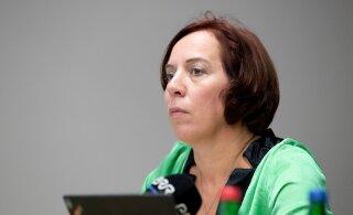 Mailis Repsi hinnangul ületas maaeluministeeriumi kantsler oma volitusi