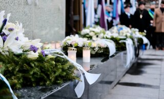 По всей Эстонии пройдут мероприятия в память о жертвах мартовской депортации 1949 года
