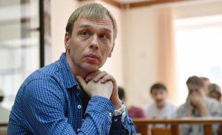 Moskvas vallandati ajakirjanik Golunovi vahistamisega seoses neli politseinikku