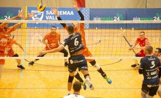 FOTOD | Saaremaa on nurka surutud! Pärnu võitis poolfinaalseerias ka teise mängu